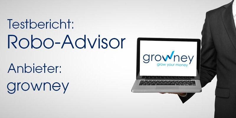 Growney Robo-Advisor Test